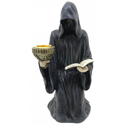 Final Sermon Candle Holder 21cm | Angel Clothing