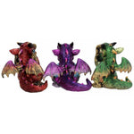 Three Wiselings Dragons 8.5cm | Angel Clothing