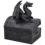 Sacred Keeper Dragon Box 14.5cm | Angel Clothing