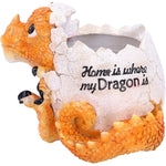 Home is Where My Dragon is Pot | Angel Clothing