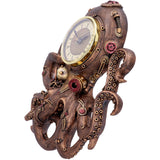 Octoclock Steampunk Octopus Clock | Angel Clothing