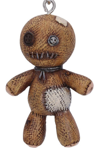 Voodoo Doll Keyring | Angel Clothing