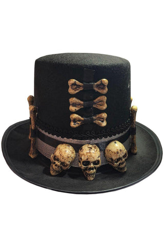 Voodoo Priest's Hat | Angel Clothing