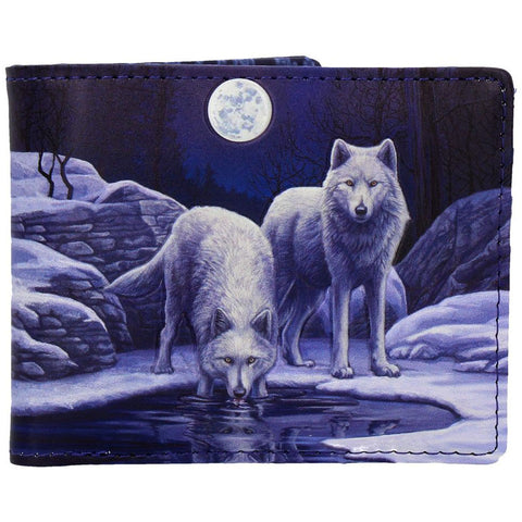 Warriors of Winter Wallet By Lisa Parker - Angel Clothing