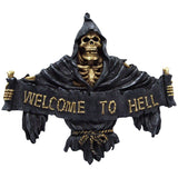 Welcome To Hell Sign | Angel Clothing