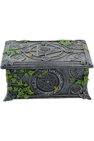 Wiccan Pentagram Tarot Box | Angel Clothing