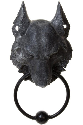 Wild Door Wolf Knocker | Angel Clothing