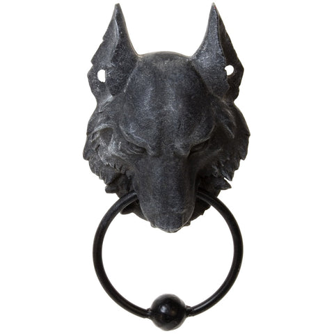 Wild Door Knocker - Wall Plaque /  Door Knocker | Angel Clothing