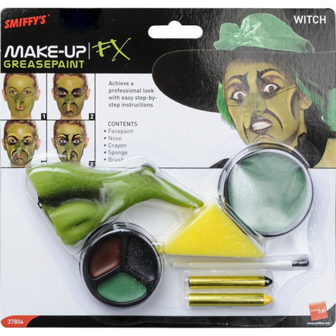 Witch Complete Make Up Kit - Angel Clothing