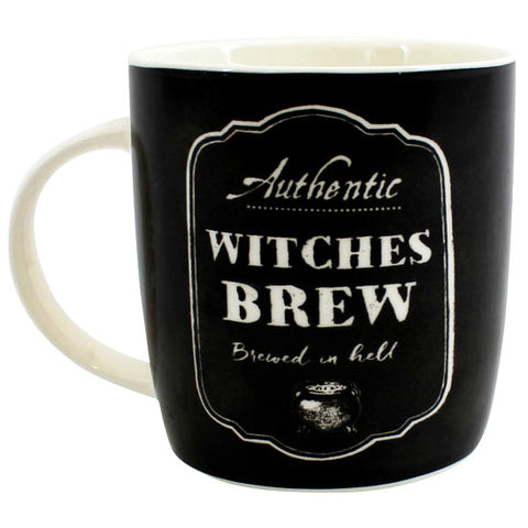 Witches Brew Gothic Mug, Gift Boxed - Angel Clothing
