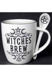 Alchemy Witches Brew Mug and Spoon Set | Angel Clothing