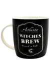 Witches Brew Gothic Mug, Gift Boxed | Angel Clothing