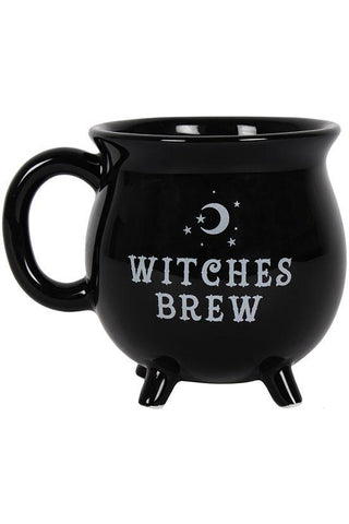 Witches Brew Cauldron Mug | Angel Clothing