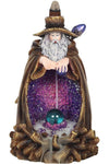 Wizard Backflow Incense Burner with LED Light | Angel Clothing
