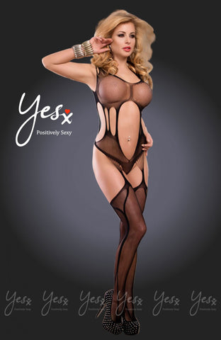 YesX YX402 Bodystocking | Angel Clothing