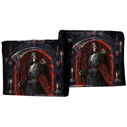 You Are Next Wallet by James Ryman - Angel Clothing