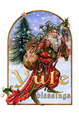 Yule Herne Yuletide Card | Angel Clothing