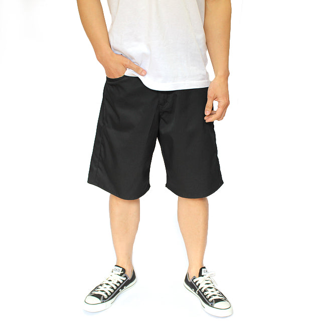 iggy shorts ICON BLACK
