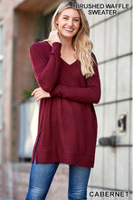 Tunic Length Brushed Thermal