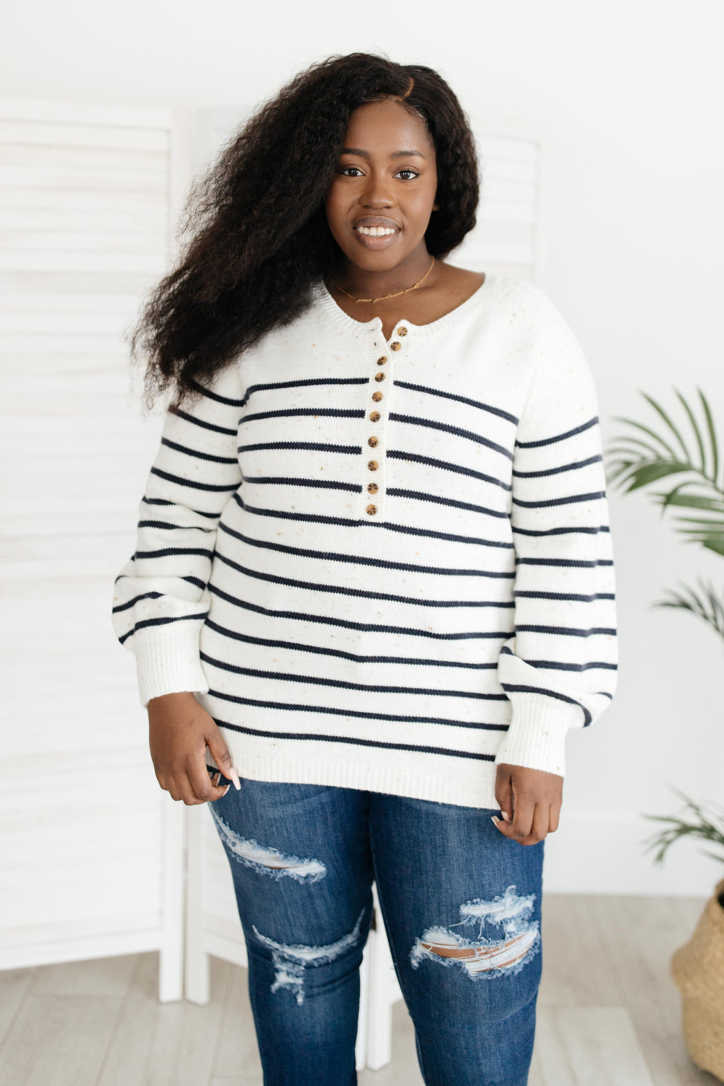 Nautical Vibes Sweater