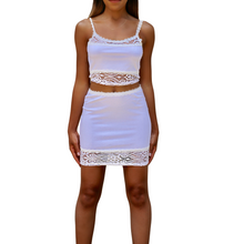 Load image into Gallery viewer, Head Turner Lace 2-Piece