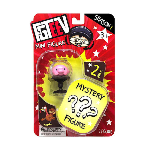 Mystery Figure 2-Packs - Season 1