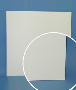 "12 Smooth Plastic Ceiling Tiles (24""x24"")"