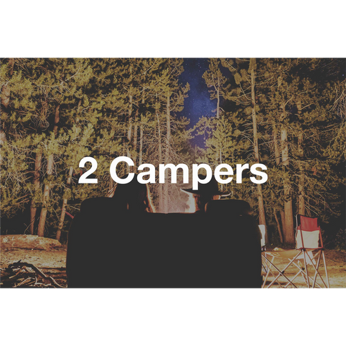 2-Camper Package