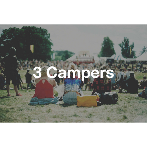 3-Camper Package