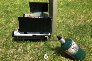 Grill Stove