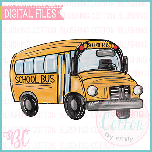 HAPPY SCHOOL BUS DESIGN  BCBC
