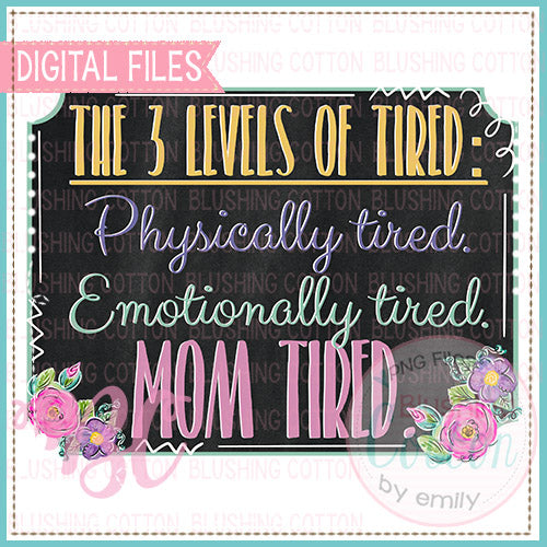 MOM TIRED DESIGN   BCBC