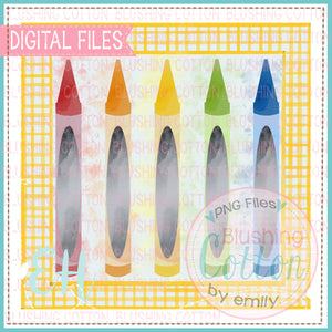 CRAYONS IN FRAME 2 DESIGN   BCEH