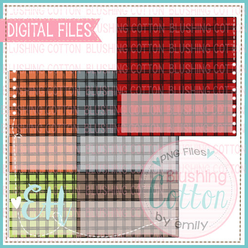 FALL PLAID SET BACKGROUND ONLY    BCEH