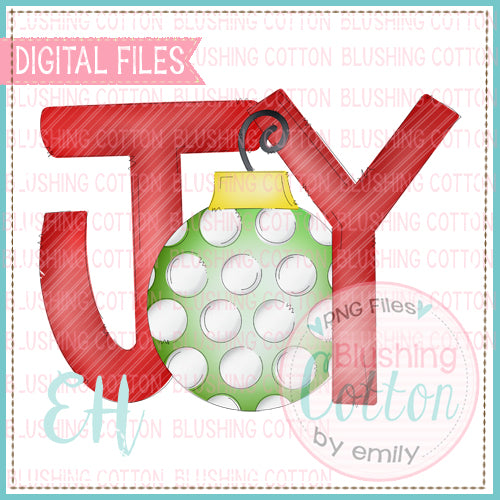 JOY ORNAMENT BCEH