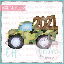 Load image into Gallery viewer, MUDDY 2021 CAMO TRUCK BCEH