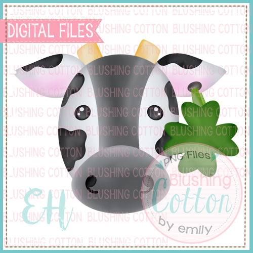 COW WITH CLOVER TAG - BCEH
