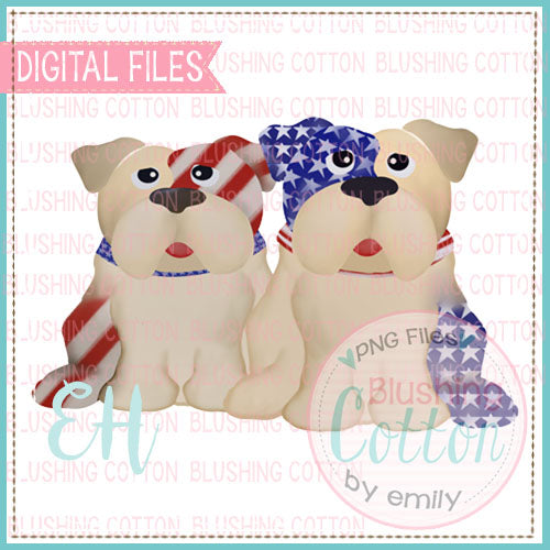 PATRIOTIC BULLDOGS   BCEH