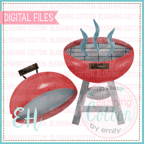 WATERCOLOR GRILL DESIGN  BCEH