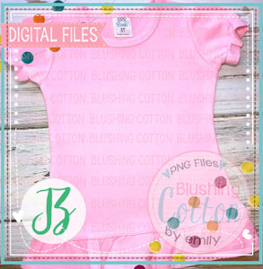 ARB BUBBLEGUM RUFFLE TOP LAYOUT BCJZ