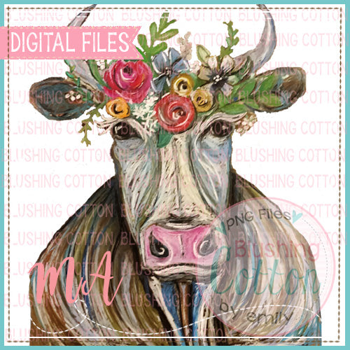 FLOWER COW BCMA
