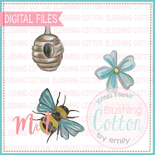 BUMBLE BEE DESIGN BUNDLE  BCMA
