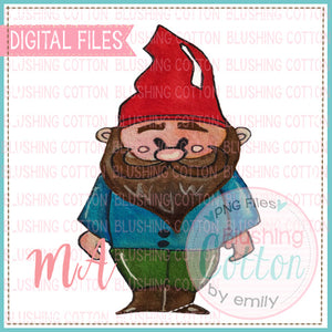 KNOME RED HAT WATERCOLOR DESIGN BCMA