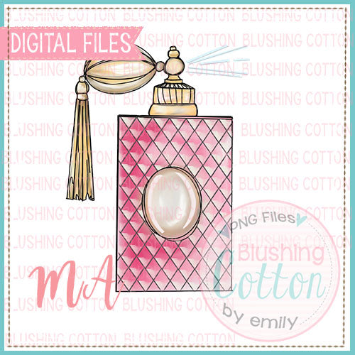 PERFUME BOTTLE DESIGN   BCMA