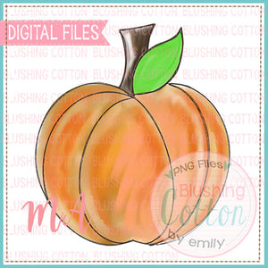 PUMPKIN DESIGN   BCMA