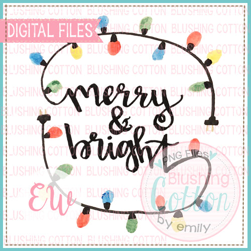 MERRY AND BRIGHT BCMBC