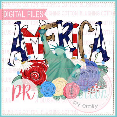 AMERICA WATERCOLOR DESIGN  BCPR