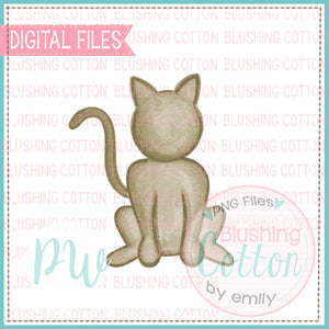 CAT TAN WATERCOLOR DESIGN BCPW