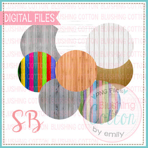 WOODGRAIN BACKGROUND SET 1 BCSB