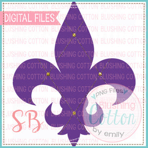 FLEUR DE LIS MARDI GRAS 7 DESIGN FOR PRINTING AND OTHER CRAFTS BCSB